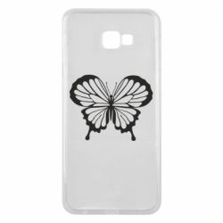 Чехол для Samsung J4 Plus 2018 Soft butterfly
