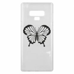 Чехол для Samsung Note 9 Soft butterfly