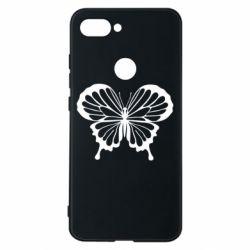 Чехол для Xiaomi Mi8 Lite Soft butterfly