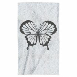 Полотенце Soft butterfly