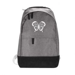 Городской рюкзак Soft butterfly