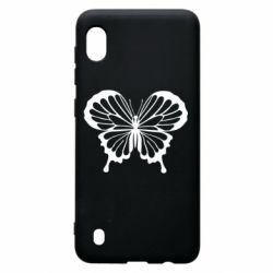 Чехол для Samsung A10 Soft butterfly