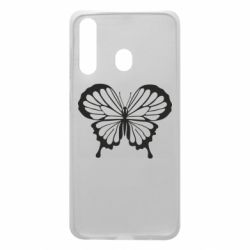 Чехол для Samsung A60 Soft butterfly
