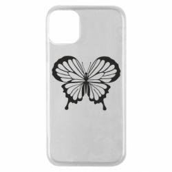 Чохол для iPhone 11 Pro Soft butterfly