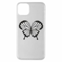 Чехол для iPhone 11 Pro Max Soft butterfly