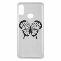 Чехол для Samsung A10s Soft butterfly