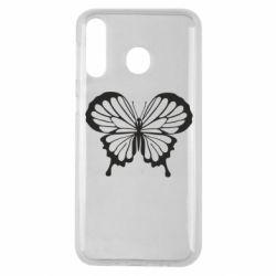 Чехол для Samsung M30 Soft butterfly