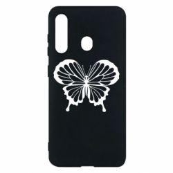 Чехол для Samsung M40 Soft butterfly