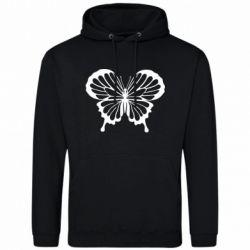 Мужская толстовка Soft butterfly