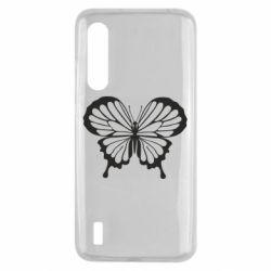 Чехол для Xiaomi Mi9 Lite Soft butterfly