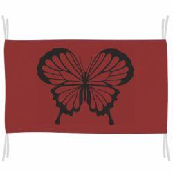 Флаг Soft butterfly