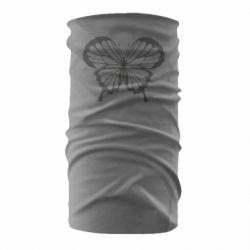 Бандана-труба Soft butterfly
