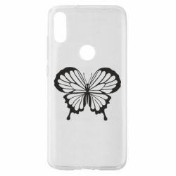 Чехол для Xiaomi Mi Play Soft butterfly