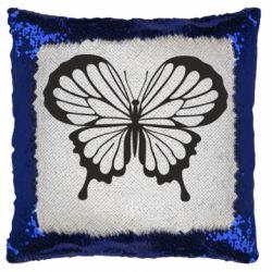 Подушка-хамелеон Soft butterfly