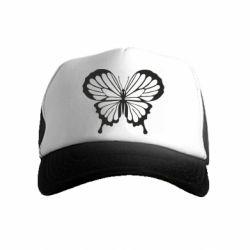 Детская кепка-тракер Soft butterfly