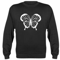 Реглан (свитшот) Soft butterfly