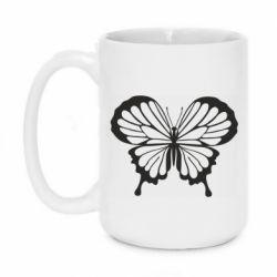 Кружка 420ml Soft butterfly