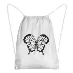 Рюкзак-мешок Soft butterfly