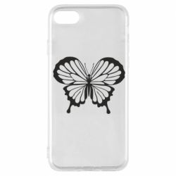 Чехол для iPhone 7 Soft butterfly