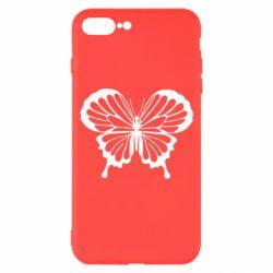 Чохол для iPhone 7 Plus Soft butterfly