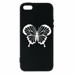Чохол для iphone 5/5S/SE Soft butterfly