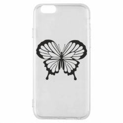 Чехол для iPhone 6/6S Soft butterfly