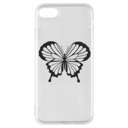 Чохол для iPhone 8 Soft butterfly