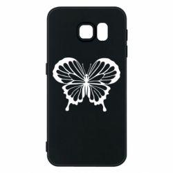 Чехол для Samsung S6 Soft butterfly