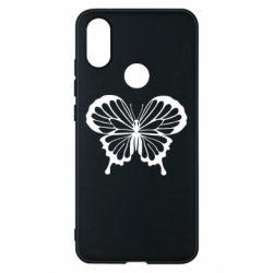 Чехол для Xiaomi Mi A2 Soft butterfly