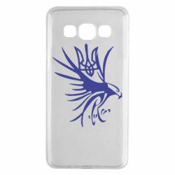 Чохол для Samsung A3 2015 Сокіл та герб України