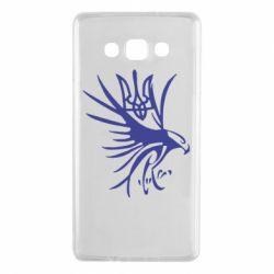Чохол для Samsung A7 2015 Сокіл та герб України