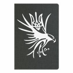 Блокнот А5 Сокіл та герб України