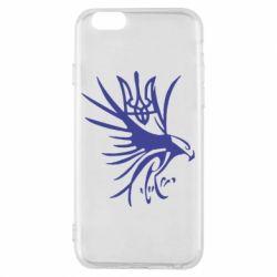 Чохол для iPhone 6/6S Сокіл та герб України