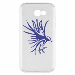 Чохол для Samsung A7 2017 Сокіл та герб України