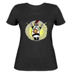 Женская футболка Solaire