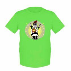 Детская футболка Solaire