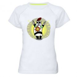 Жіноча спортивна футболка Solaire
