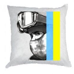 Подушка Солдат ато