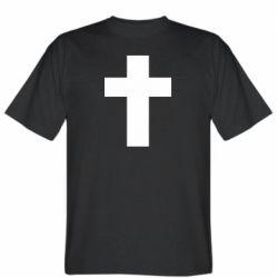 Чоловіча футболка Solid cross