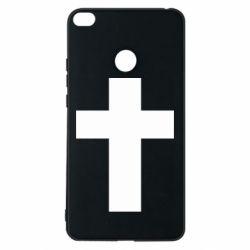 Чехол для Xiaomi Mi Max 2 Solid cross