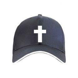 Кепка Solid cross