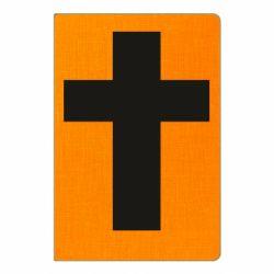Блокнот А5 Solid cross