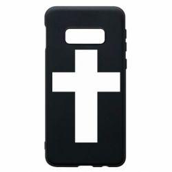 Чохол для Samsung S10e Solid cross