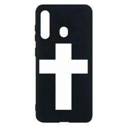 Чохол для Samsung M40 Solid cross