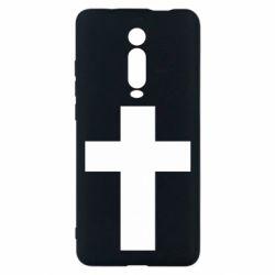 Чехол для Xiaomi Mi9T Solid cross