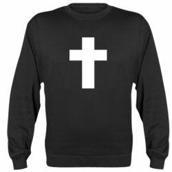 Реглан (світшот) Solid cross