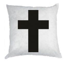 Подушка Solid cross