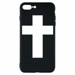 Чохол для iPhone 7 Plus Solid cross