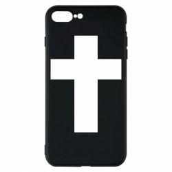 Чохол для iPhone 8 Plus Solid cross