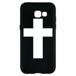 Чохол для Samsung A5 2017 Solid cross